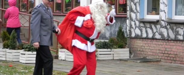 Zagubiony Mikołaj.