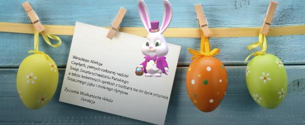 Życzenia Wielkanocne – 2018