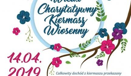 Charytatywny Kiermasz Wiosenny organizowany przez Fundację Mała Orkiestra Wielkiej Pomocy